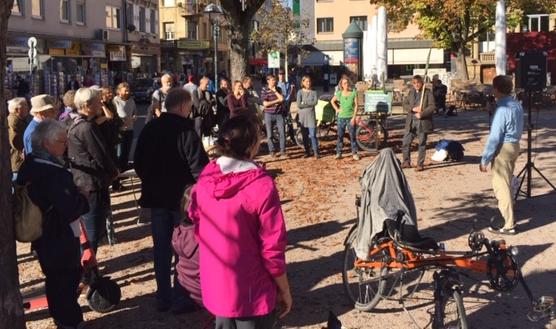 Kundgebung vom 26.10.19